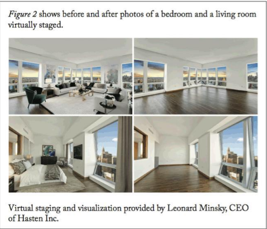 Virtual staging Hasten - Galleria